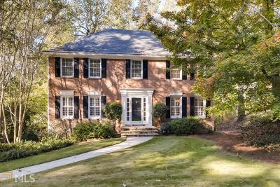 Single Family Home Under Contract: 1671 E Bank Dr