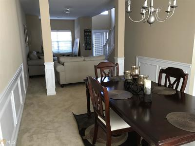 Ellenwood Single Family Home Under Contract: 4486 Legacy Mill Dr