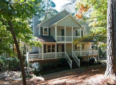 Auburn Single Family Home Under Contract: 1327 Creekview