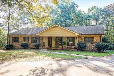 Conyers Single Family Home Under Contract: 3200 Tucker Mill Rd