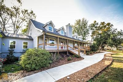 Cumming Single Family Home Under Contract: 5595 Ranch Dr