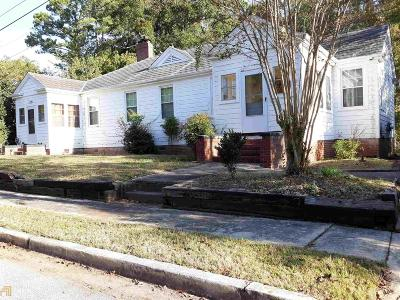 Cobb County Multi Family Home For Sale: 5191 Clark St