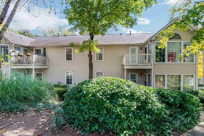 Sandy Springs Condo/Townhouse Under Contract: 710 Gettysburg Pl