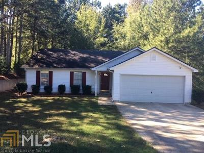 Conyers Single Family Home For Sale: 1497 NE Chelsea Downs Dr
