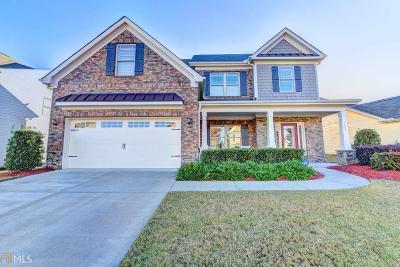 Buford Single Family Home New: 3689 Saddlemaker