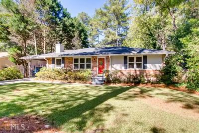 Decatur Single Family Home New: 2552 Harrington Dr