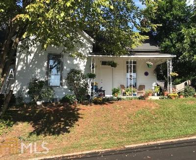 Newnan Single Family Home New: 21 Third St