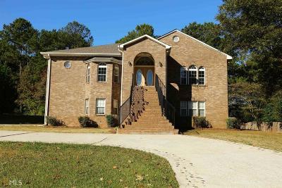 Jonesboro Single Family Home New: 7933 Hillcrest
