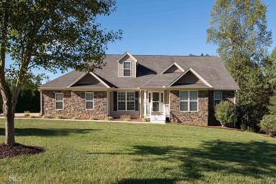 Demorest Single Family Home New: 194 Wayward Winds Dr