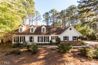 Loganville Single Family Home New: 2080 Temple Johnson Rd