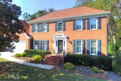Snellville Single Family Home Under Contract: 2471 Chimney Top Ln