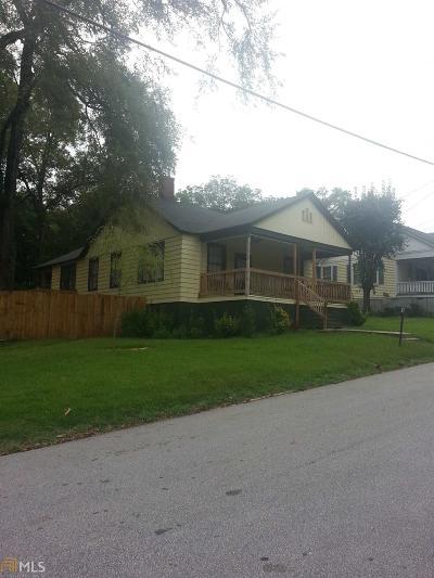 Covington Single Family Home Under Contract: 1 Elm St