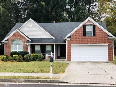 Ellenwood Single Family Home Under Contract: 5624 Victoria Pl