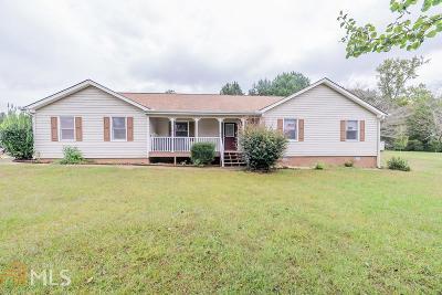 Covington Single Family Home Under Contract: 10 Wilmington Dr