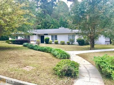 Sandy Springs Single Family Home For Sale: 7100 Northgreen Dr