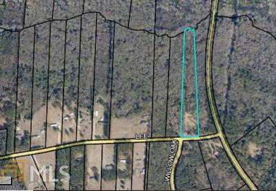 Brooklet Residential Lots & Land For Sale: Lee Rd