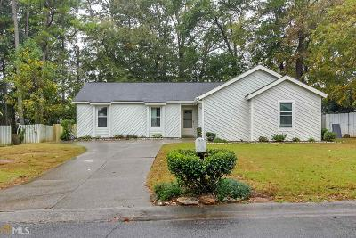 Lilburn Single Family Home For Sale: 822 Brandlwood Way