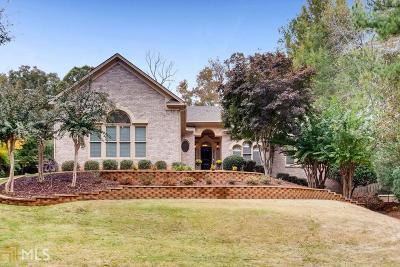 Smyrna Single Family Home Under Contract: 379 Bridgebrook Ln