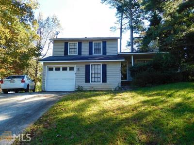 Lithonia Single Family Home Under Contract: 6156 Creekford Dr