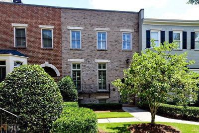 Cumming Condo/Townhouse For Sale: 3130 Neal Ct