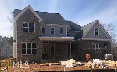 Powder Springs Single Family Home For Sale: 16 Nuttail Ln