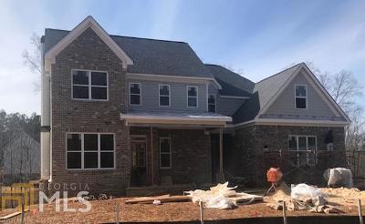 Powder Springs Single Family Home New: 16 Nuttail Ln