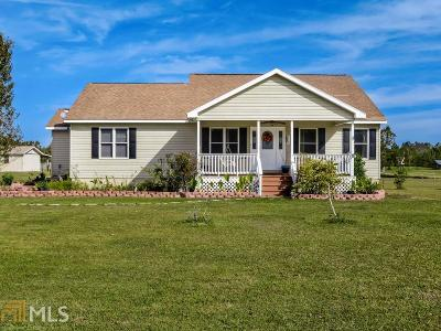 Woodbine Single Family Home Under Contract: 178 High Point Rd