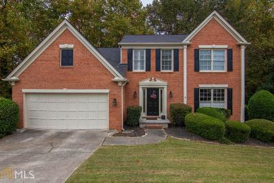 Johns Creek Single Family Home Under Contract: 575 Weatherend Ct
