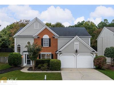 Johns Creek Single Family Home Under Contract: 395 Waddington Trl