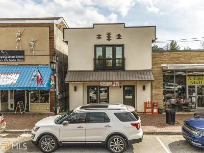 Blue Ridge Commercial For Sale: 787 E Main