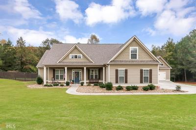 Senoia Single Family Home New: 223 Wills Run