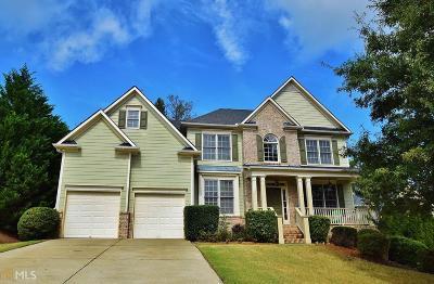 Cumming Single Family Home Under Contract: 6645 Hampton Rock Ln
