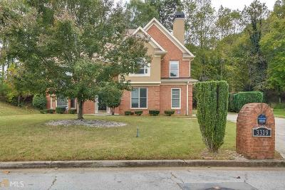 Lithonia Single Family Home For Sale: 3319 Crystal Cv