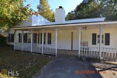 Powder Springs Single Family Home New: 3203 Lancer Dr #2