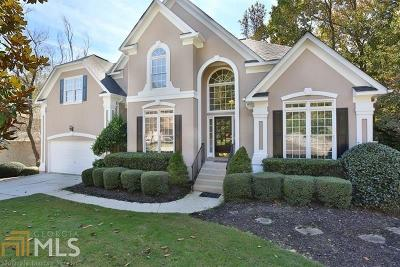 Suwanee Single Family Home For Sale: 720 Riverside Dr