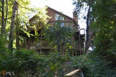 Snellville Single Family Home Under Contract: 8526 Hightower Trl