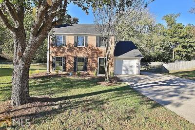 Powder Springs Single Family Home Under Contract: 5254 Springtide