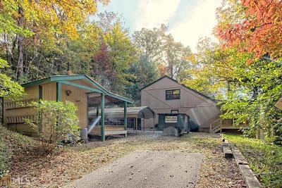 Rabun County Single Family Home For Sale: 60 Pearl Ln