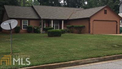 Ellenwood Single Family Home Under Contract: 2518 Boulder Springs Pt