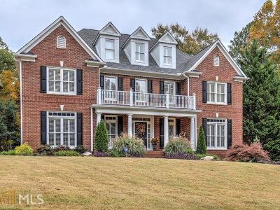Marietta Single Family Home For Sale: 4789 Waterhaven Bnd