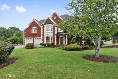 Acworth Single Family Home Under Contract: 5984 Downington Ridge