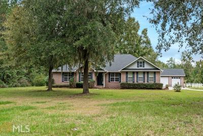Kingsland GA Single Family Home New: $277,000