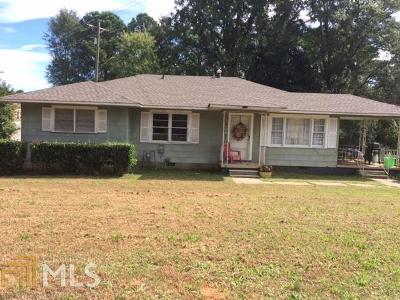 Stephens County Single Family Home New: 137 Jordan Rd
