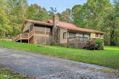 Habersham County Single Family Home New: 2716 St Hwy 17