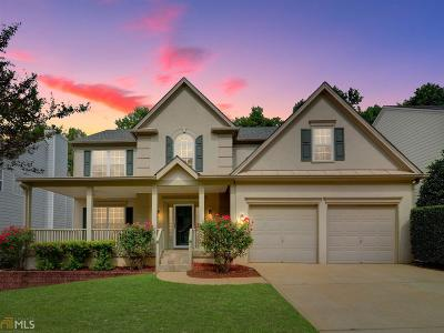 Smyrna Single Family Home For Sale: 2125 Adderbury Ln