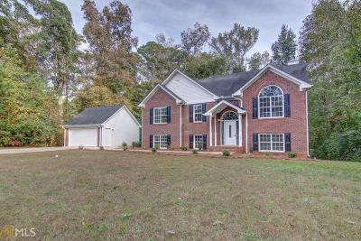 Conyers Single Family Home New: 4711 West Lake Dr