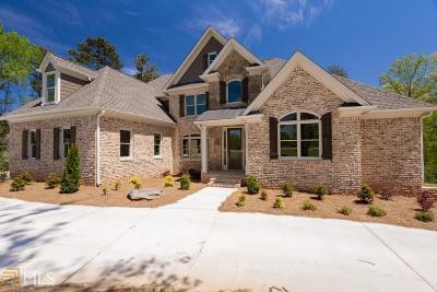 Buford Single Family Home New: 5859 Shadburn Ferry Rd