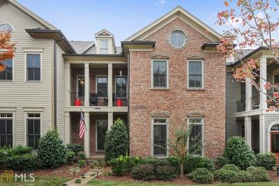 Norcross Condo/Townhouse For Sale: 6152 Ellery St