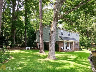 Greensboro, Eatonton Single Family Home For Sale: 121 Little Riverview Rd #16A