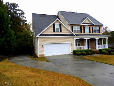 Loganville Single Family Home New: 993 Mason Lee Ave